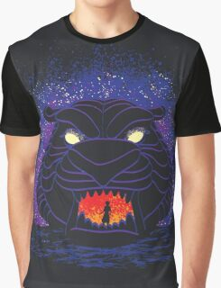 Tiger Cave Graphic T-Shirt