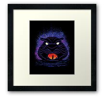 Tiger Cave Framed Print