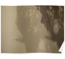 Random weave shadows #5 Poster