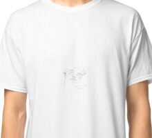 """Contour: """"I Wanted To Look Like You"""" Classic T-Shirt"""