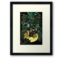 Lil' Bats Framed Print