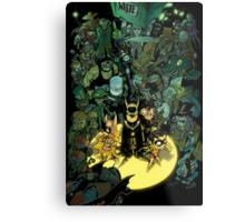 Lil' Bats Metal Print
