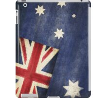 Australia  flag iPad Case/Skin