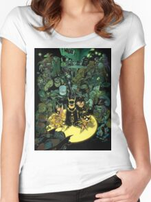 Lil' Bats Women's Fitted Scoop T-Shirt