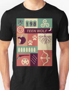 Teen Wolf Poster Unisex T-Shirt