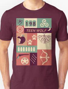 Teen Wolf Poster T-Shirt