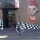 ears on Cleveland Street by Jeffrey Hamilton