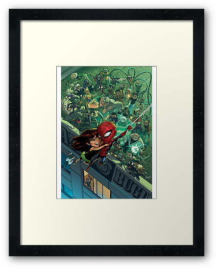 Lil' Spidey by Sheep-n-Wolves