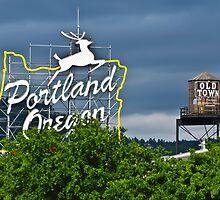 Portland Historic District by Rob Atkinson