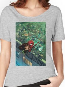 Lil' Spidey Women's Relaxed Fit T-Shirt