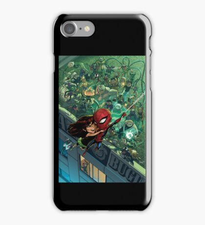 Lil' Spidey iPhone Case/Skin