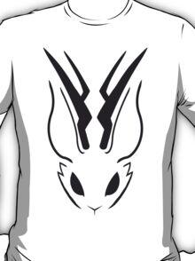 Jackalope Stencil T-Shirt