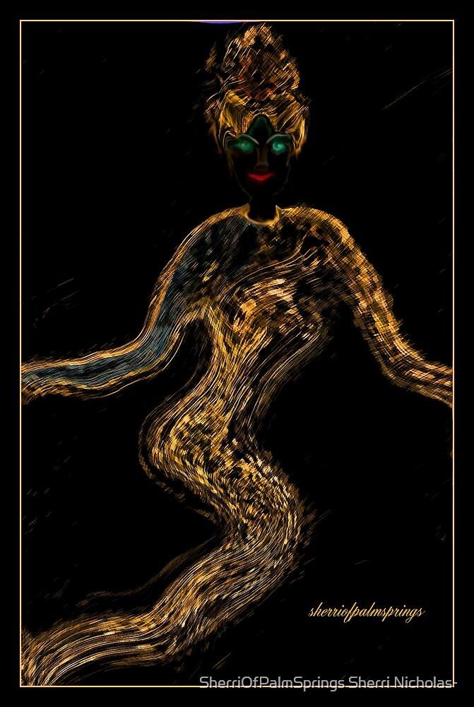 MAMBO .....THE DANCER by Sherri     Nicholas