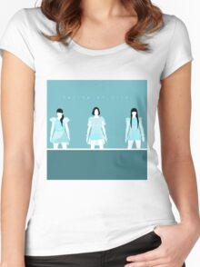 Perfume (J-pop Trio) Spring of Life Women's Fitted Scoop T-Shirt