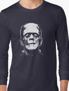 Frankenstein Long Sleeve T-Shirt