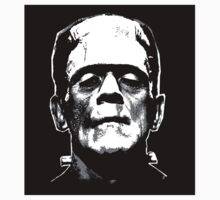 Frankenstein Sticker by eltrk