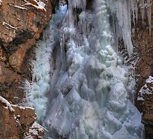 Frozen falls by zumi