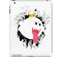 King Boo Splattery Design iPad Case/Skin
