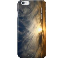 Sunset on Seaford Beach 8 iPhone Case/Skin