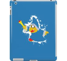 Kamek Splattery Shirt iPad Case/Skin