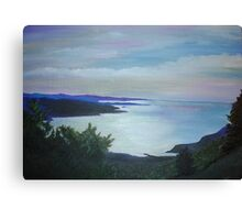 Gokova Gulf: Plain of the Sky    Canvas Print