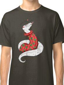 Warm Christmas Snek Classic T-Shirt