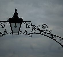 Ironwork Light by SHappe