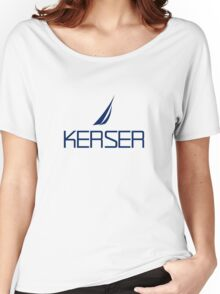 Kerser - Nautica logo Women's Relaxed Fit T-Shirt