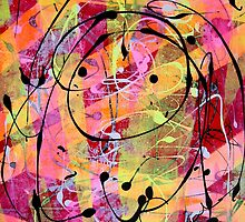 Abstract Intuitive  - About a Girl by Sacha Whitehead