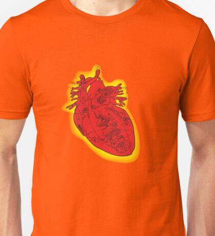 My Robot Heart Unisex T-Shirt