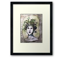 Thoroughly Modern Framed Print