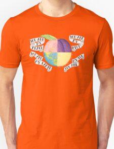 Peach Unisex T-Shirt