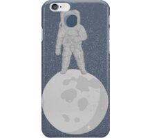 Astronaut in space iPhone Case/Skin