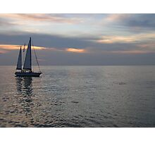 Sail On! Photographic Print
