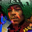 JAMES MARSHALL HENDRIX/JIMI HENDRIX by BOOKMAKER