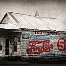 The Old Country Store by Lea  Weikert