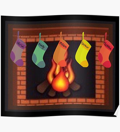 Liars Roasting On An Open Fire...... Poster