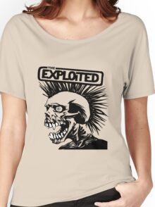 exploited Women's Relaxed Fit T-Shirt