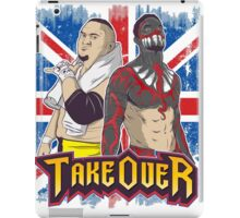 Demon Finn vs. Joe NXT TakeOver London iPad Case/Skin