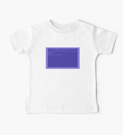 Commodore Screen Baby Tee