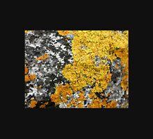 Golden Lichen, Binalong Bay, Tasmania, Australia. Unisex T-Shirt
