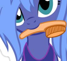 Luna ,Messy Mane  Sticker