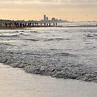 Beach time by HeleenO