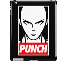Obey the Hero iPad Case/Skin