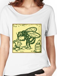 Bee Standing Women's Relaxed Fit T-Shirt