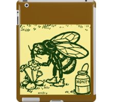 Bee Standing iPad Case/Skin