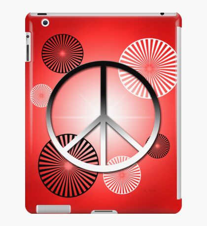 Peace iPad iPad Case/Skin