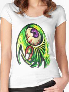 Eyemech 2 Women's Fitted Scoop T-Shirt