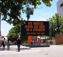 The West Australian Goddess - 13 11 12 by Robert Phillips