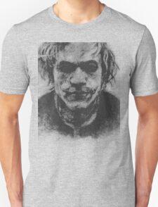 Heath Ledger-Joker Unisex T-Shirt